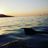 Bhopal lake, evening view