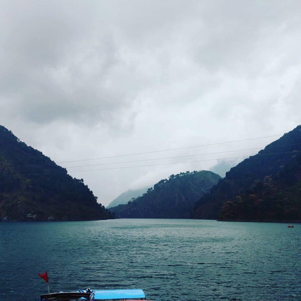 Chamera Lake Dalhausie